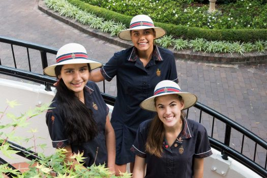 Boarders at St Catherine's school Sydney