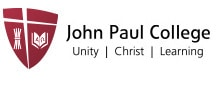 John Paul College logo