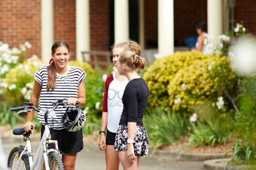 Boarding at Pymble Ladies' College